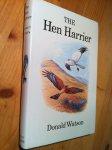 Watson, Donald - The Hen Harrier (Blauwe Kiekendief)