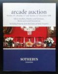 Sotheby's Amsterdam - Sotheby's Amsterdam arcade auction 10-11-12 december 2000 sale AM0791A: Silver, Jewellery, Watches and Furniture, Books and Good Decorations Including property from the Estate of Marie Vergottis