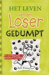 Jeff Kinney - Het leven van een Loser 8 - Gedumpt