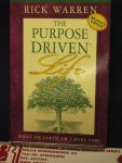 Warren, Rick - The Purpose Driven Life, what on earth am I here for? / Ministry Edition