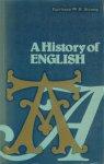 Strang, Barbara M.H. - A history of English