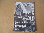 """Jaarboek Twente / diverse auteurs - 1962 - Jaarboek Twente - eerste jaar"""""""