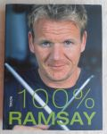 Ramsay, Gordon - 100 % Ramsay + DVD [ isbn 9789043909518 ]