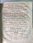 Ulrich, Johan Jacob - Heilige Bybel-oeffening