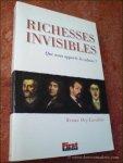 ORY-LAVOLLÉE, BRUNO. - Richesses invisibles. (Que nous apporte la culture?) Collection dirigée par Jacqueline Raoul-Duval.