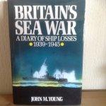 JOHN M YOUNG - Britain,s Sea War