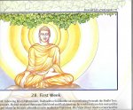 Bauddh, Shanti Swaroop - 100 Pictorial Life  of Sakyamuni