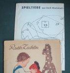 Zechlin, Ruth - Spieltiere aus Stoff, Wachstuch und Maisstroh