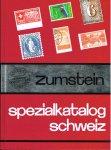- zumstein spezialkatalog schweiz 1999/2000