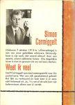 Carmiggelt, Simon  .. Geïllustreerd  door Charles Boost - Weet ik veel, een bloemlezing uit een kwart eeuw stukjes schrijven