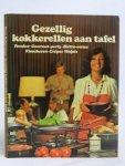 Belterman, Hans - Gezellig kokkerellen aan tafel