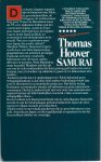 Hoover, Thomas - SAMURAI - THRILLER