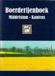 G de Vries - Tweede Boerderijenboek Middelstum-Kantens.