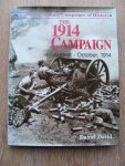 David, Daniel - The 1914 campaign | August-october 1914