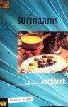 Dijkstra , Fokkelien . [ isbn 9789055134458 ] 1917 - Surinaams Bekroond Kookboek . ( Met honderden recepten . ) De Surinaamse keuken wordt steeds meer ontdekt . In dit boek zijn ruim 300 recepten bijeengebracht. Hiermee kunt u zeer smakelijke bereiden , zonder al te veel inspanning .