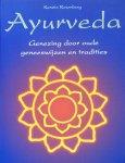 Rosenberg, Kerstin - Ayurveda; genezing door oude geneeswijzen en tradities