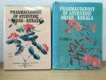 K. Narayana Aiyer, M. Kolammal (Prof. N. Lakshmi) - Pharmacognosy of Ayurvedic drugs (Kerala), COMPLETE, series 1, number 1-12