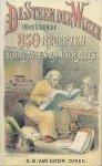Een Scheikundige - De steen der wijzen - Algemeen Receptenboek inhoudende 850 recepten voor allen en over alles