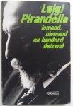 Pirandello, Luigi - Iemand, niemand en honderdduizend