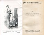Marchmont, Arthur W. (ds1354) - By wit of woman