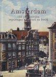 Boer, Ger - Amsterdam (100 jaar geleden, reportages in woord en beeld), 96 pag. hardcover, gave staat