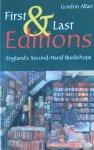 Allan, Gordon - First & Last Editions England's Second-Had Bookshops