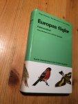 Peterson, RT & CF Lundevall - Europas faglar