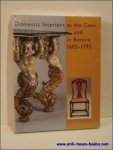Titus M. Eliens - Domestic Interiors at the Cape and in Batavia1602-1795.
