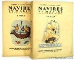 Roërie, G. La and J. Vivielle - Navires et marins de la rame à l'hélice.