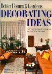 - Better Homes and Gardens Decorating Ideas