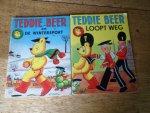 - Teddie Beer loopt weg
