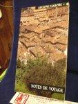 Brinati, Francesco - Notes de Voyage, 16 initiaires dans Les Marche
