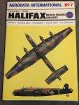 - Aerodata international No7; Handley Page Halifax, Merlin-engined variants