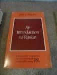 Bradley, John L. - An Introduction to Ruskin Riverside studies in literature