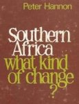 Hannon, Peter - South Africa. What kind of change ?