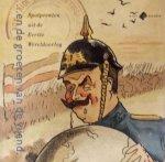 Lideke Peese Binkhorst. / Dick Verroen. (red.) - En de groeten van de vijand. Spotprenten uit de Eerste Wereldoorlog
