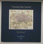 red. - Toonneel der Steden. Alckmaer. Joan Blaeu 1652.