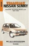 Olving - Nissan Sunny benzine/diesel 1991-1992