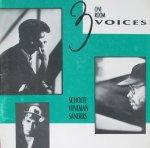 Scholte, Rob; Peer Veneman; Willem Sanders; Galerie Arnesen - Scholte, Veneman, Sanders - One Room 3 Voices