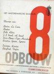 Merkelbach, B. (ed.) ; Paul Schuitema (design) et al - De 8 en Opbouw. Tijdschrift voor architectuur en stedebouw, 11. jaarg., 13 april '40 No. 7/8 (Het Amsterdamsch Raadhuis)