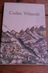 Wilson, M.L./Toussaint van Hove-Exalto, Th. and Rijssen, W.J.J. (ed) - Codex Witsenii