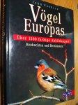 Gooders, John - Vögel Europas - über 1500 farbige Abbildungen