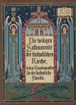 Anton Steeger - Die heiligen Sakramente der katholiken kirche