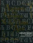 Shaw, Henry; Rowan Watson (ds1280) - Alphabets and Numbers of the Middle Ages