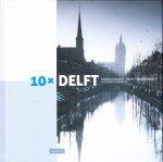 Verhoeven,  Gerrit & G. Verhoeven - 10x Delft - fotoboek van een bijzondere stad