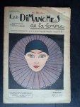 Tijdschrift - Les Dimanches de la femme