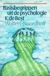 K. de Best - Basisbegrippen uit de psychologie