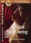 Boyle Elizabeth Vertaling  Marga Goeting - Wachten op de Hertog  Candlelight Historische roman 818