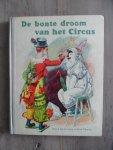 Doveren, J. van & Fred. Thomas - De bonte wereld van het Circus