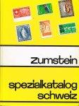 - zumstein spezialkatalog schweiz 1991